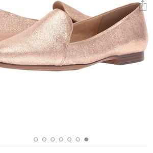 Natarualizer Rose Gold Flats